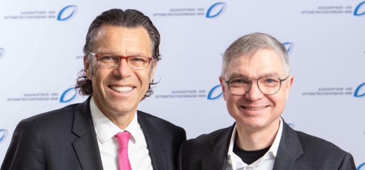 Optik Heger trifft Urs Meier